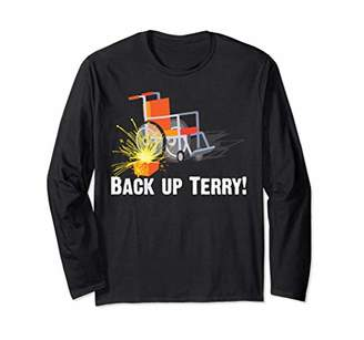 Back Up Terry! Shirt | Cute Funny Fireworks T-shirt Gift