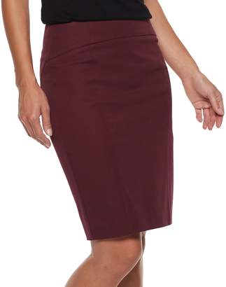 Apt. 9 Women's Stretch Pencil Skirt