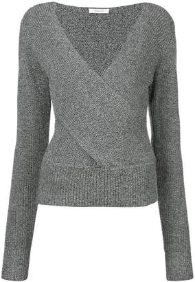 Tome cut-out detail sweater