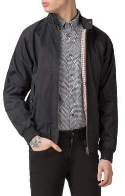 Ben Sherman Classic Harrington Jacket