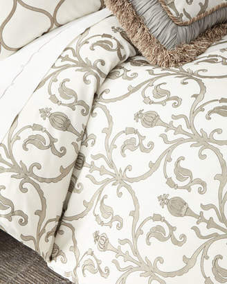 Isabella Collection by Kathy Fielder Queen Olivia Duvet Cover