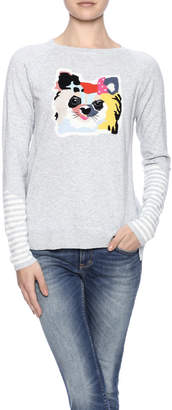 Lisa Todd Cat Sweater $202 thestylecure.com
