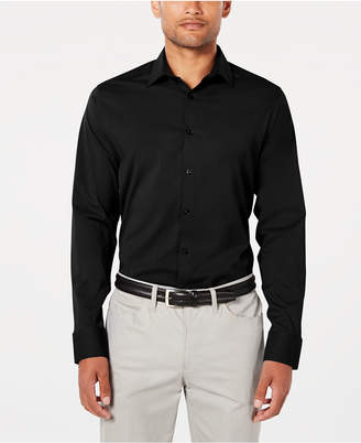Ryan Seacrest Distinction Men's Modern-Fit Stretch Shirt, Created for Macy's