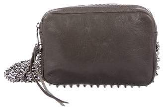 Rebecca Minkoff Studded Leather Crossbody Bag