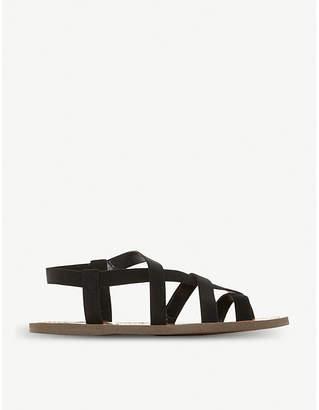 Steve Madden Flexie gladiator flat sandals