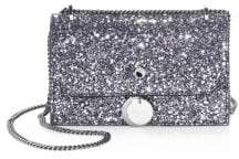 Jimmy Choo Finley Star Glitter Crossbody