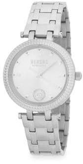 Versace Posh Stainless Steel Watch