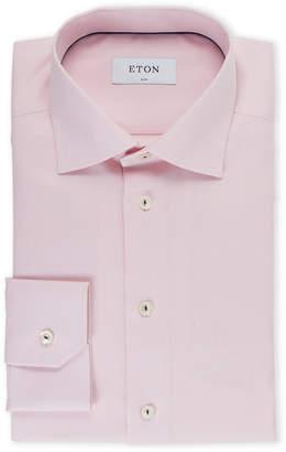 Eton Pink Slim Fit Dress Shirt