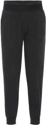 adidas by Stella McCartney Essential cotton-blend trackpants