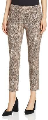 Nic+Zoe Savanna Spot Wonderstretch Pants
