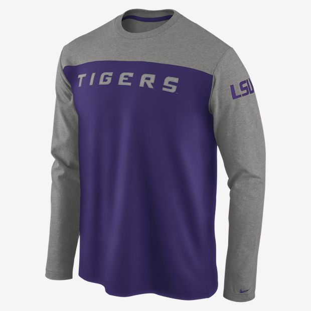 Nike Superfan Long-Sleeve (LSU) Men's Shirt