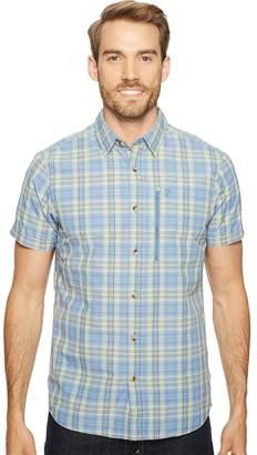 Fjallraven Abisko Hike Shirt Short Sleeve Men's Clothing