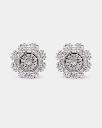 Ted Baker SERAA Swarovski daisy lace earrings