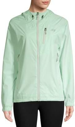 New Balance Women's Hooded Full Zip Jacket