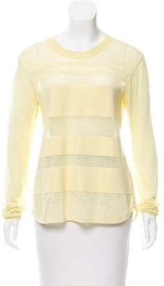 Dagmar Long Sleeve Knit Top