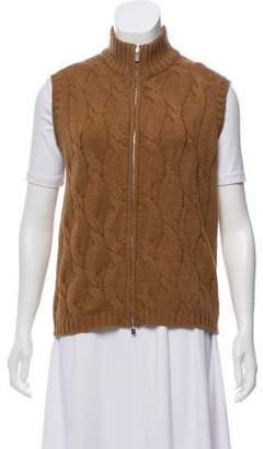 Loro Piana Cashmere Knitted Vest