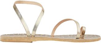 Ancient Greek Sandals Apli Eleftheria Leopard Sandals