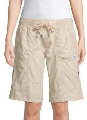 Calvin Klein Drawstring Cargo Shorts