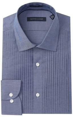7a1b69e1d Tommy Hilfiger Oxford Pintucked Slim Fit Dress Shirt