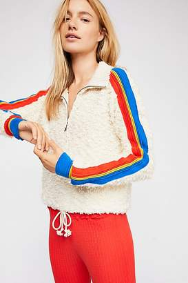 Marshmallow Striped Pullover