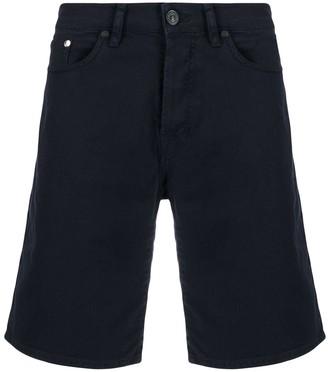 Paul Smith straight-leg denim shorts