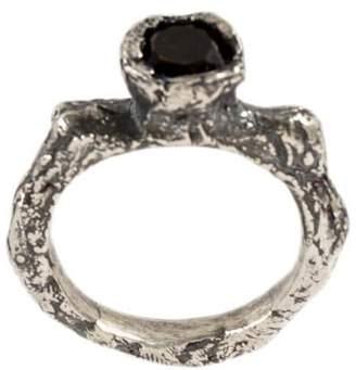 Tobias Wistisen quartz ring