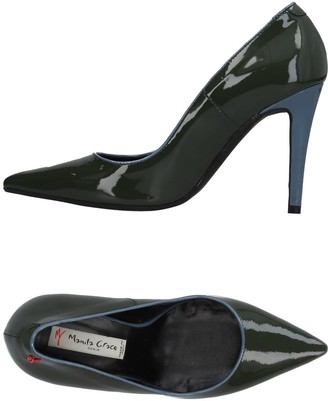 Manila Grace DENIM Pumps