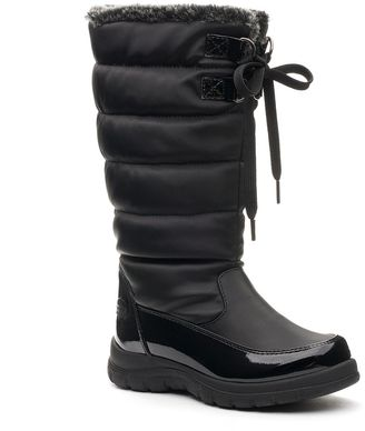 Totes Julia Girls' Waterproof Winter Boots $59.99 thestylecure.com