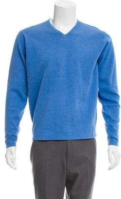 Peter Millar V-Neck Knit Sweater