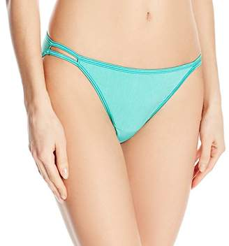 Vanity Fair Women's Illumination String Bikini Panty 18108 $8.92 thestylecure.com