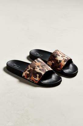 Urban Outfitters Camo Slide Sandal
