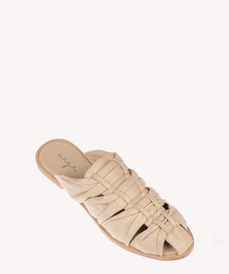 Sole Society ROMY Knotted Flat Mule