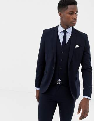 ONLY & SONS skinny suit jacket