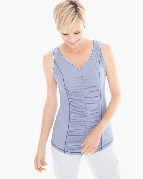 Chico's Ruched Tank