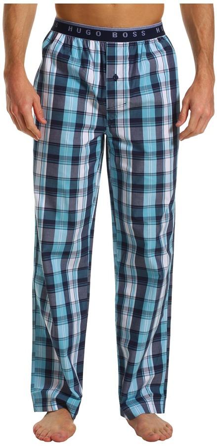 HUGO BOSS Long Pant EW BM (Blue) - Apparel