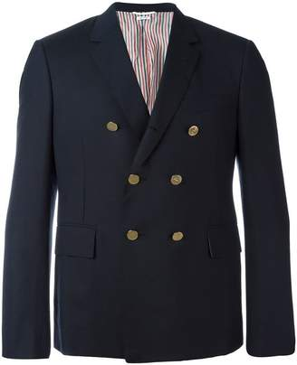 Thom Browne short double-breasted blazer