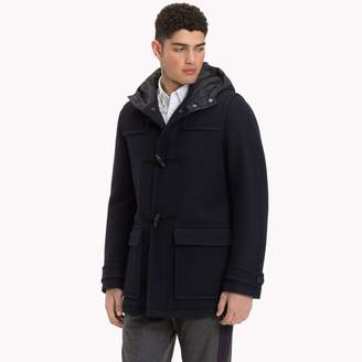 Tommy Hilfiger Hooded Duffle Coat