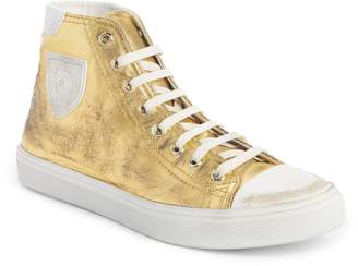 Saint Laurent Bedford Mid Top Sneaker