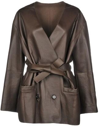 LIVEN Overcoats - Item 41830389EG