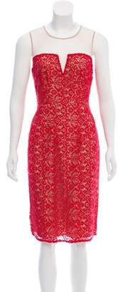 ALICE by Temperley Alberto Lace Midi Dress w/ Tags