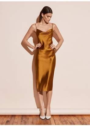 3e4dbc5c637ad at Orchard Mile · Fleur Du Mal Cowl Neck Slip Dress