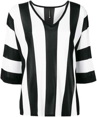 Pierantonio Gaspari Pierantoniogaspari vertical striped blouse