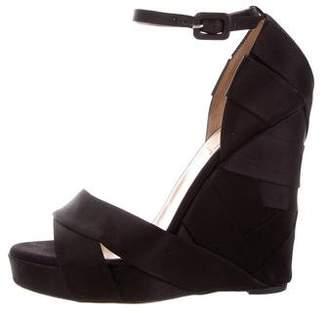 Valentino Ida & Harry Wedge Sandals
