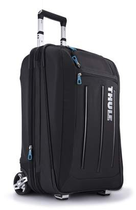 Thule Crossover Rolling 23-Inch Carry-On with Garment Bag