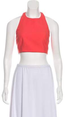 Elizabeth and James Cropped Halter Top w/ Tags
