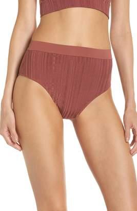 Tavik Pernille High Waist Bikini Bottoms