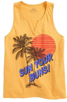 O'Neill Sun Block Graphic Tank