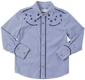 Stella McCartney Stretch Cotton Oxford Shirt