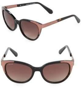 Balmain 53MM Butterfly Sunglasses