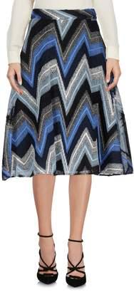 P.A.R.O.S.H. Knee length skirts - Item 35323853DB